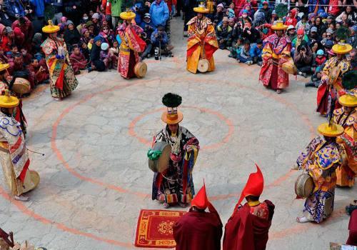 Upper Mustang Tiji Festival Tour