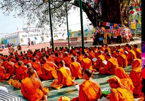 Wesak Festival Tour In Nepal