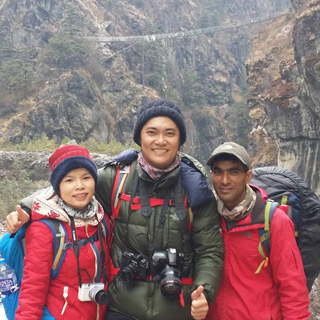 Everest Base Camp with Nepal Highland Treks (31 March - 15 April 2018)